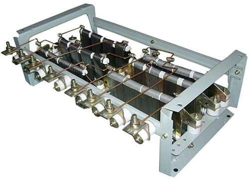 Блок резисторов БК12У2 ИРАК