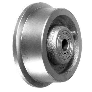 крановое колесо К2Р